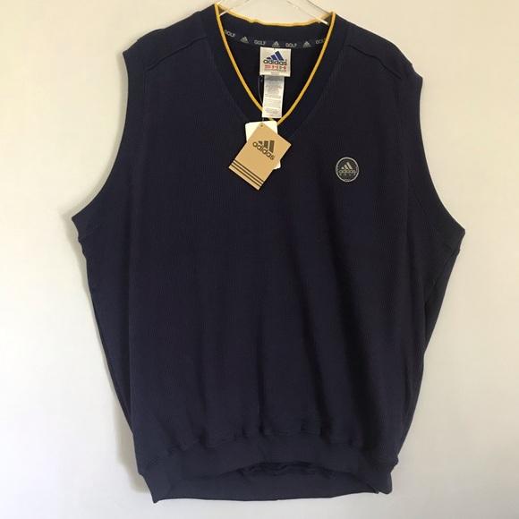 Vintage Adidas Vest